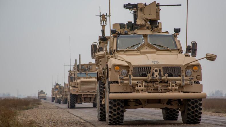 Pentagon: US-Armee hat noch keine Soldaten aus Syrien abgezogen