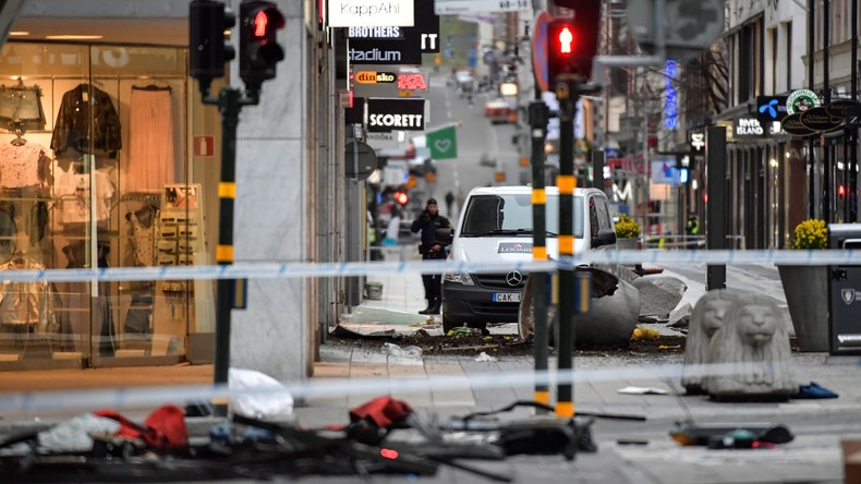 Medien: Sechs Tote bei Frontalzusammenstoß in Nordschweden