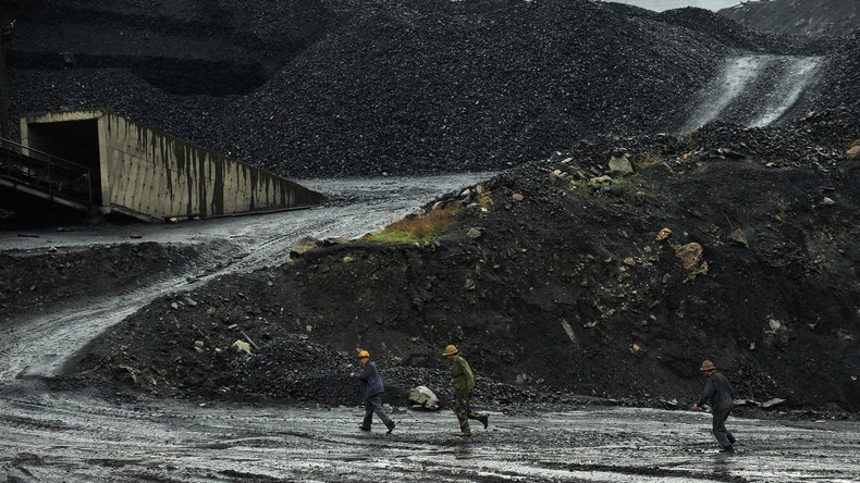 21 Arbeiter kommen bei Minenunglück in China ums Leben