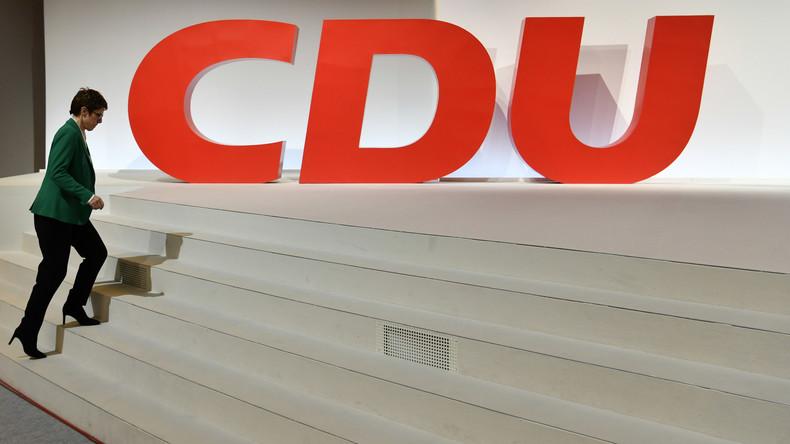 CDU-Chefin pocht auf Vorschlagsrecht für Kanzlerkandidatur