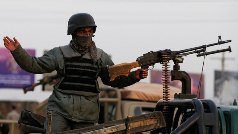 Kind und vier Erwachsene bei Talibanangriff in Afghanistan getötet