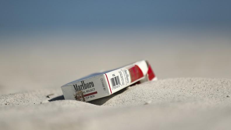Marlboro-Hersteller will von Zigaretten auf rauchfreie Produkte umsteigen