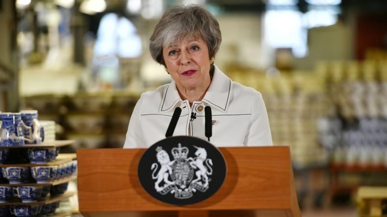 Theresa May: Brexit wird nicht aufgeschoben