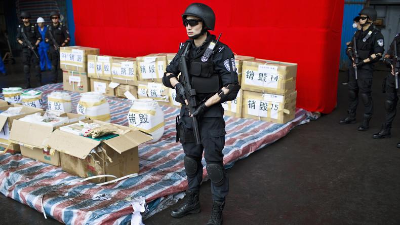 Zuspitzung diplomatischer Krise:China will 36-jährigen Kanadier hinrichten