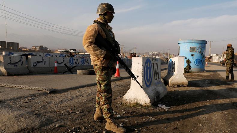Vier Tote, mehr als 90 Verletzte: Autobombe explodiert in Kabul nahe Ausländerviertel
