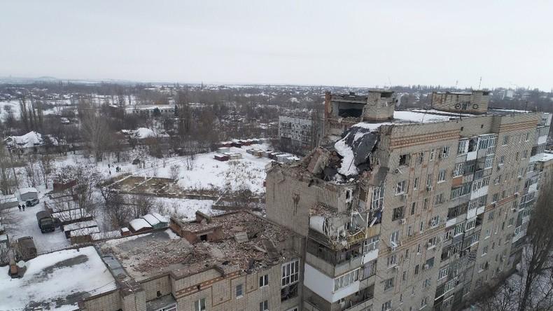 Zweites Todesopfer der Gasexplosion in Russland – vermisste Person aus Trümmern geborgen