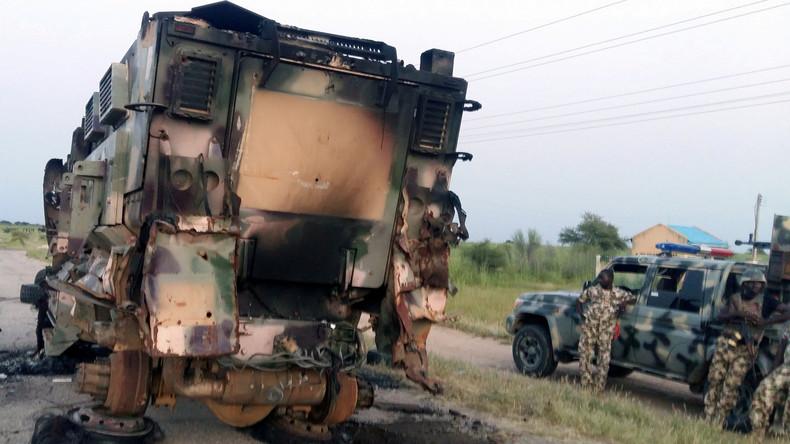 IS-Splittergruppe nimmt Stadt im Nordosten Nigerias ein