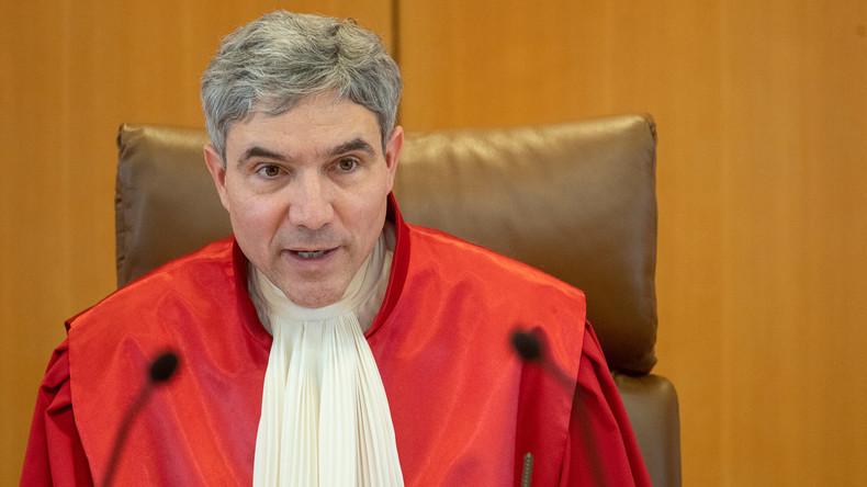 Verhandlung über Hartz-IV-Sanktionen: Die Linke hält Verfassungsrichter Harbarth für befangen
