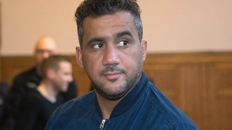 Clan-Chef Arafat Abou-Chaker im Berliner Gericht verhaftet