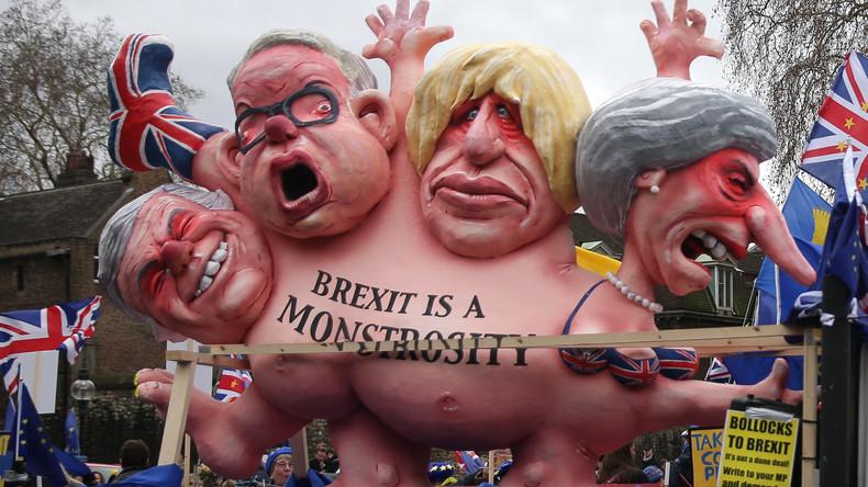 Der große Brexit-Streit – Fünf Dinge, die man wissen muss