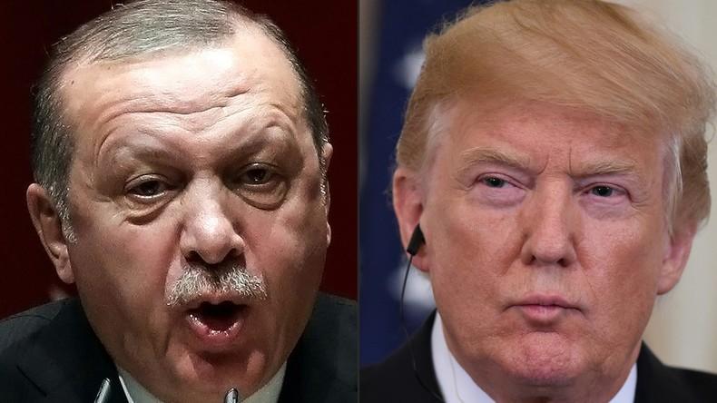 """Erdoğan-Berater: """"USA sind ein höchst unzuverlässiger Partner für Ankara"""""""