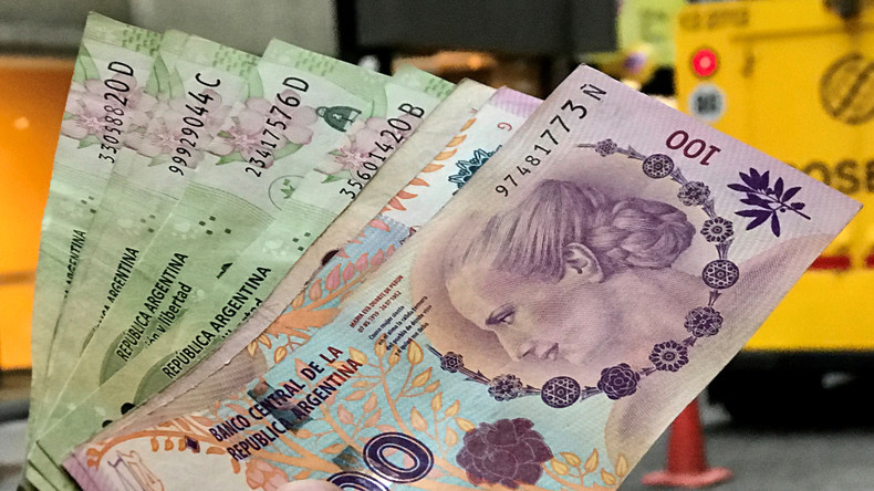 Inflationsrate in Argentinien steigt auf 47,6 Prozent