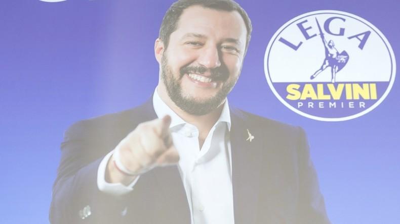 """Salvini will, dass Macron Terroristen ausliefert: """"Sollen im Knast verrotten, nicht Sekt trinken"""""""