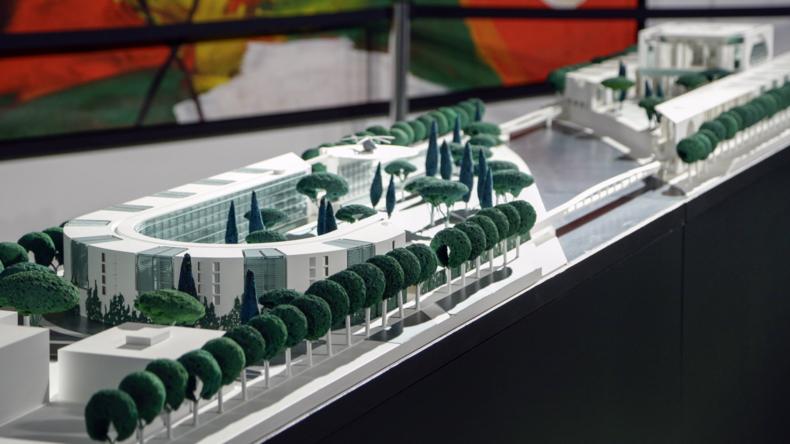Das Kanzleramt bekommt ein Verwaltungsgebäude - für eine halbe Milliarde Euro