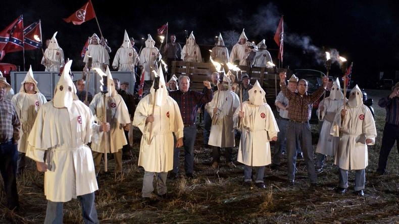 Razzia gegen mutmaßliche Mitglieder eines Ku Klux Klans in acht Bundesländern