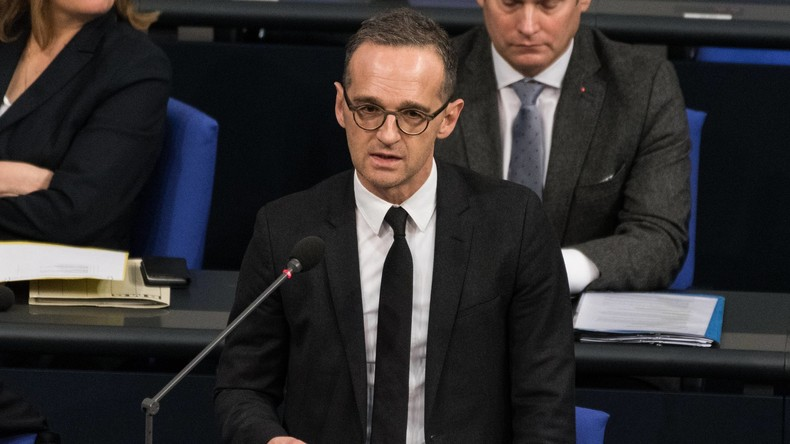 """Friedenskämpfer des Tages: Maas kündigt """"Widerstand"""" gegen US-Mittelstreckenraketen an"""