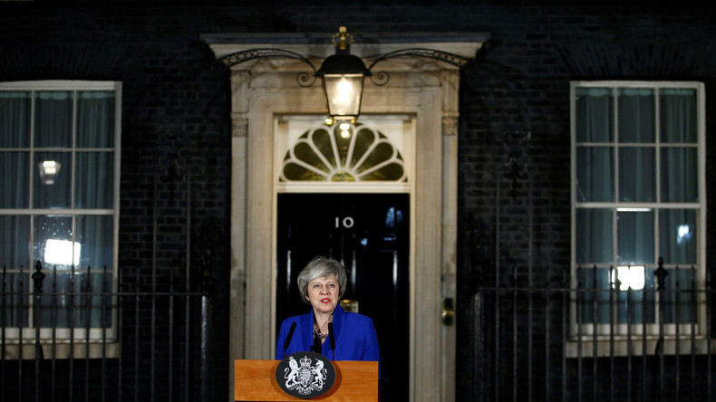 Theresa May: Es ist meine Pflicht, Großbritannien aus der EU zu führen