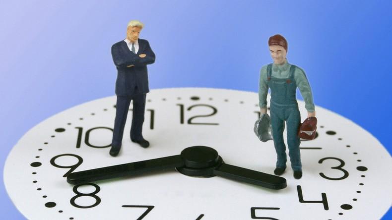 Studie: Längere Arbeitszeiten bedeuten oft mehr Arztbesuche