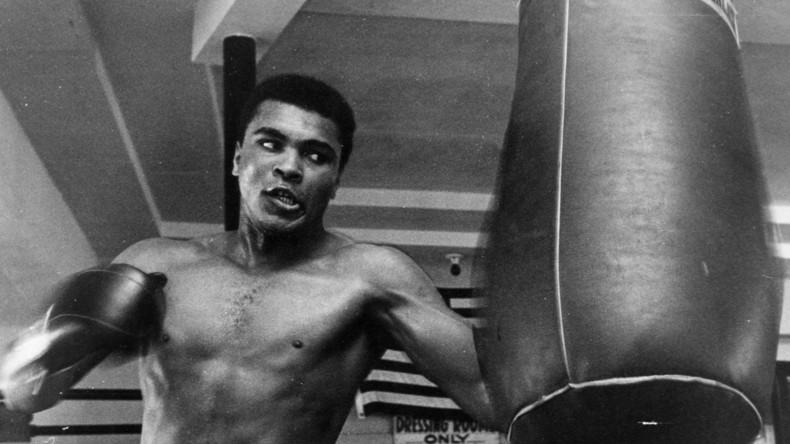 Ein Flughafen für den Größten - Louisville ehrt Muhammad Ali