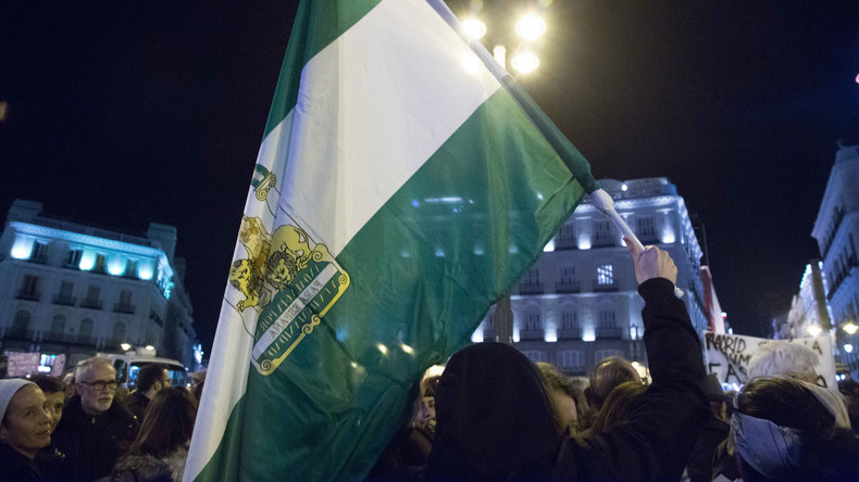 Spanien Das Programm Der Ultrarechten Partei Vox Fur Die Neue Rechte Regierung In Andalusien Rt Deutsch