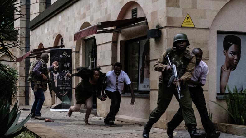 """Hotelangriff mit 21 Toten in Kenia: """"Rache für Trumps US-Botschaftsverlegung nach Jerusalem"""""""