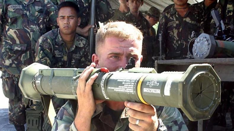 """FBI: """"Selbstradikalisierter"""" IS-Anhänger wollte mit Bazooka Loch ins Weiße Haus sprengen"""