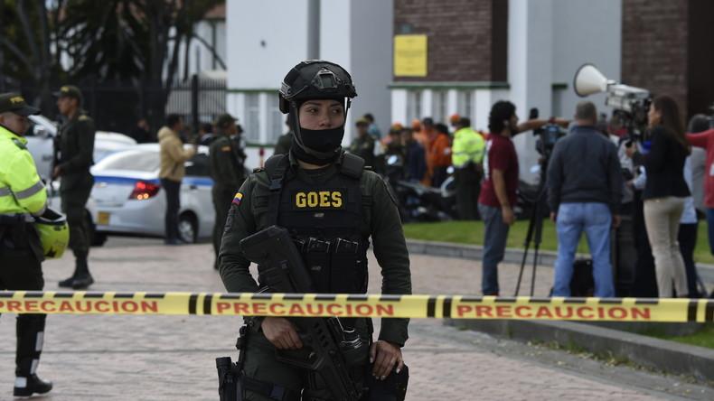 Kolumbien: Mindestens acht Tote bei Bombenanschlag in Polizeiakademie – Täter identifiziert