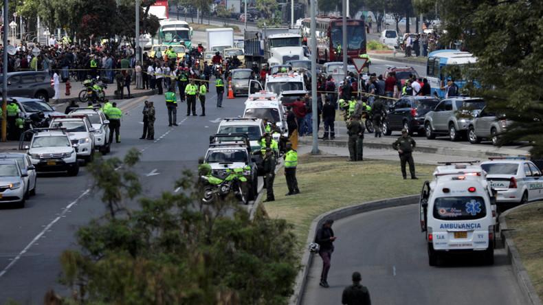 Zahl der Toten nach Autobombenanschlag in Bogota auf 21 gestiegen