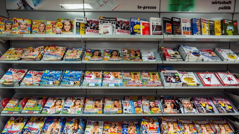 Absturz der Printmedien setzt sich fort: Stern, Bild, Welt und BamS Verlierer des vierten Quartals