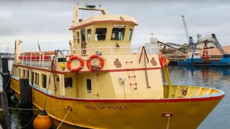 Britischer Fährkapitän rammt Schlauchboot und verletzt Insassen – Freispruch