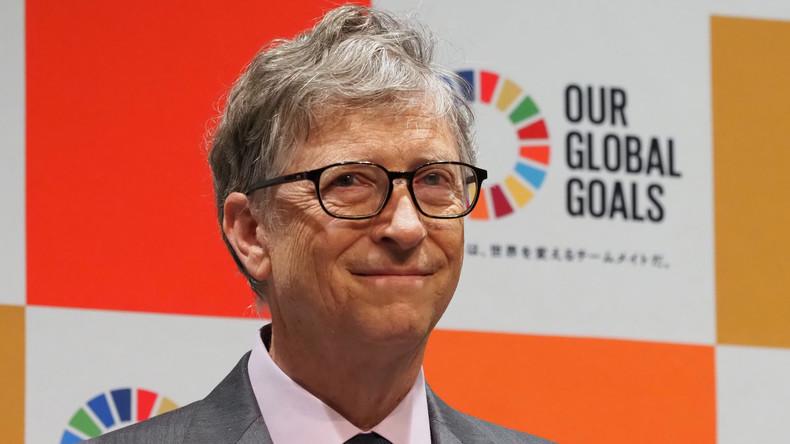 Milliardäre sind doch nur Menschen: Bill Gates in Schlange vor Burger-Imbiss in den USA gesichtet