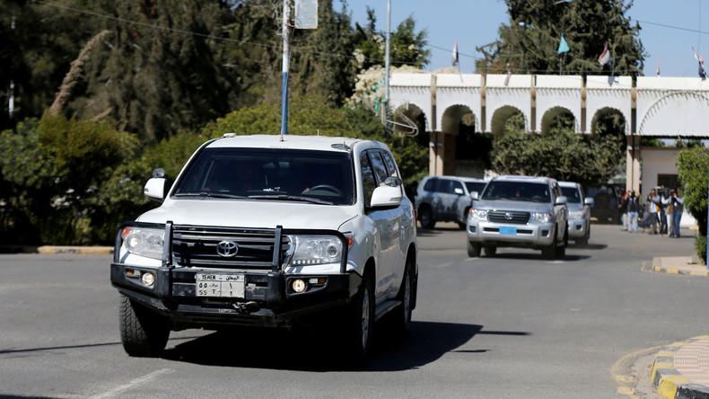 Leiter der UN-Mission im Jemen beschossen