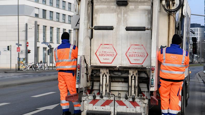 Hannover: Elfjährige stirbt nach Unfall mit Mülllaster