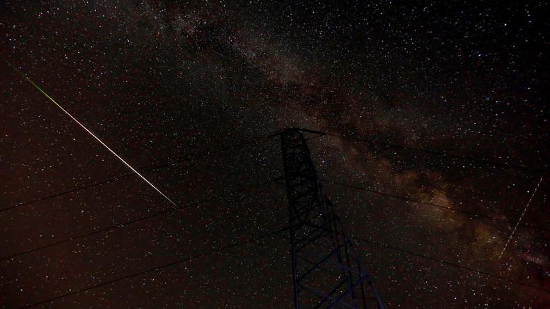 Japan startet Satellit für künstliche Sternschnuppen