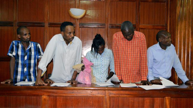 Mindestens fünf Festnahmen nach Terroranschlag in Nairobi