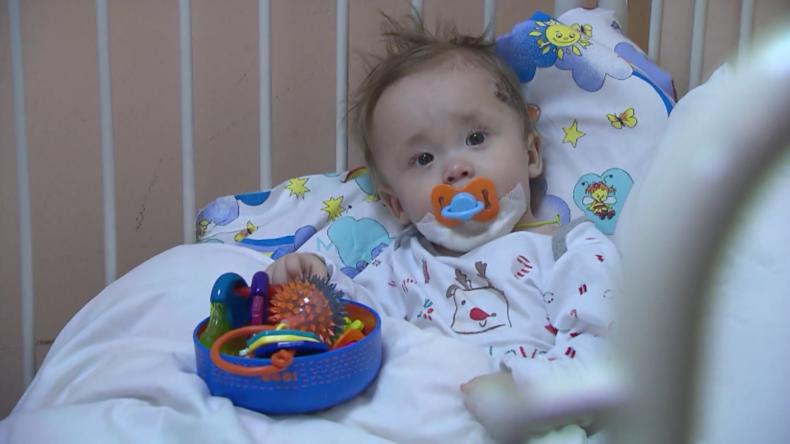 Magnitogorsk: Aus Trümmern gerettetes Baby nicht mehr in kritischem Zustand