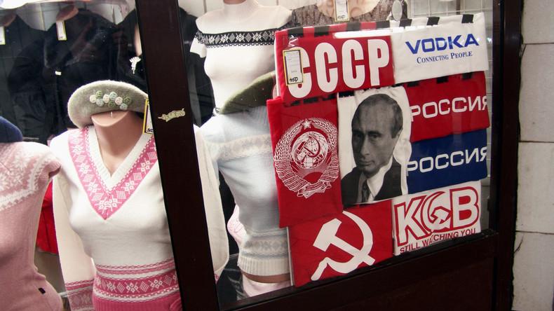 Umfrage: Fast die Hälfte der Russen bezeichnet Zusammenbruch der UdSSR als beschämend