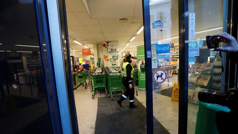 Messerattacke in Norwegen – Polizei ermittelt wegen Terror, Angreifer festgenommen