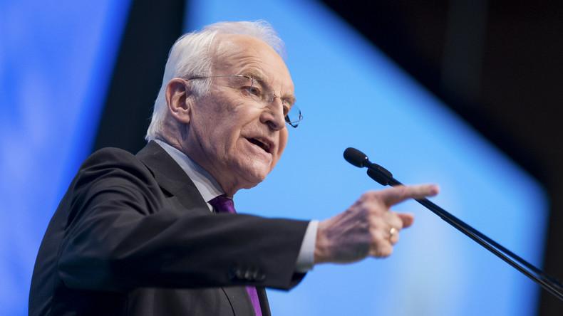 CSU-Sonderparteitag: Edmund Stoiber im Interview über Fehler und Verbesserungen