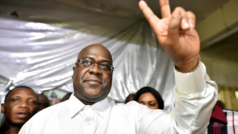 Tshisekedi ist offiziell neuer Präsident des Kongos – Internet nach Sperre wieder hergestellt