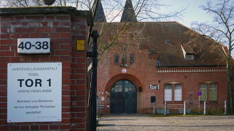 Erstmals Kontrollen mit Herzschlagdetektor in Berliner Gefängnis