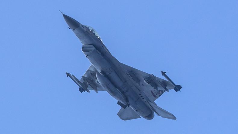 Syrische Luftabwehr fängt Raketen über Damaskus ab