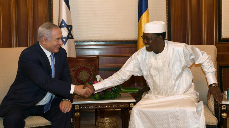 Israel und Tschad nehmen diplomatische Beziehungen wieder auf