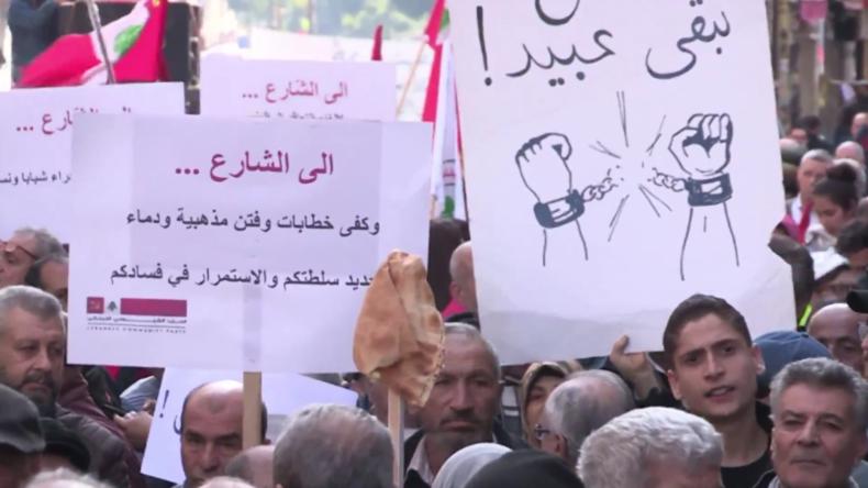 Libanon: Arabischer Wirtschaftsgipfel begleitet von Protest gegen Ungleichheit