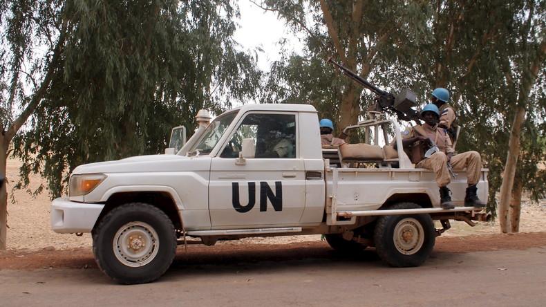 Angriff auf UN-Friedenstruppe in Mali: Zehn Blauhelme getötet