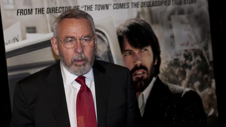 "Legendärer CIA-Agent Tony Mendez gestorben - bekannt aus Film ""Argo"""