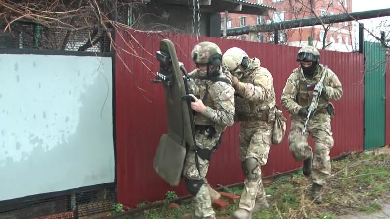 """""""Wohltätigkeits""""-Zelle sammelt Geld für den IS - vom FSB zerschlagen"""
