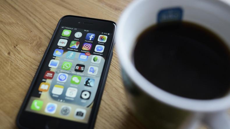 """""""Melde Deinen Nächsten"""": China entwickelt App, die Schuldner ausfindig macht"""