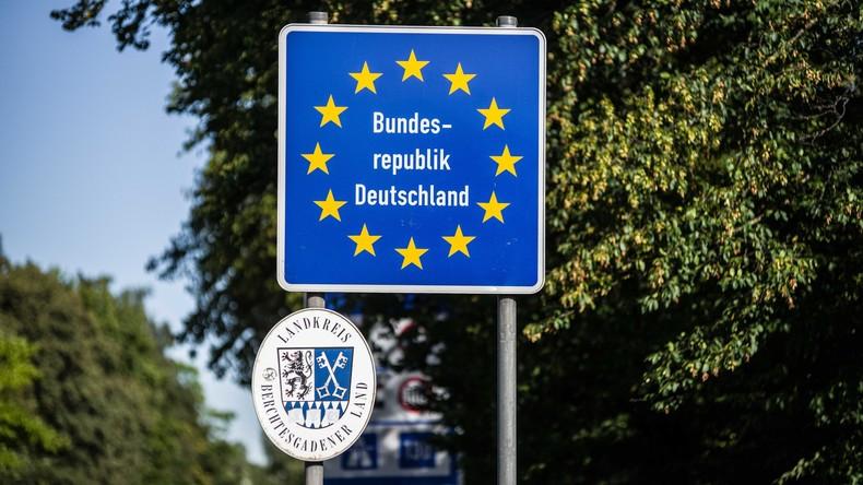 Bayerns Grenzpolizei hat in einem halben Jahr 37 Schleuser gefasst
