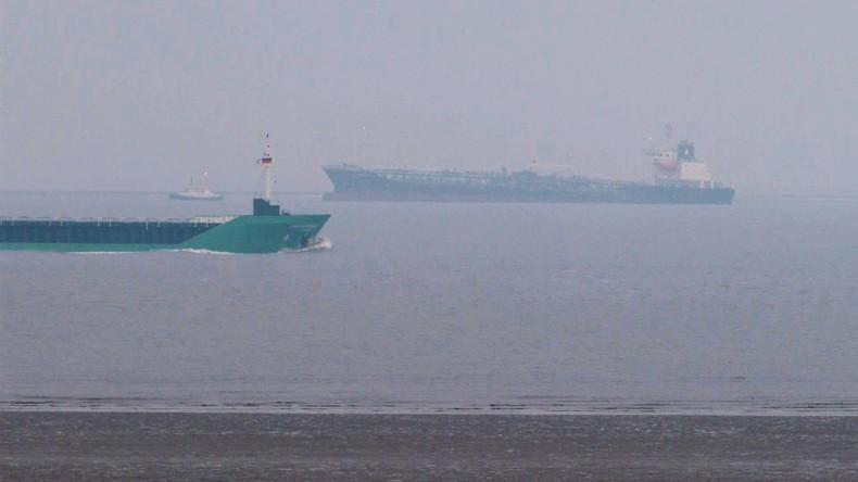 Tanker mit Gefahrgut läuft vor Cuxhaven auf Grund